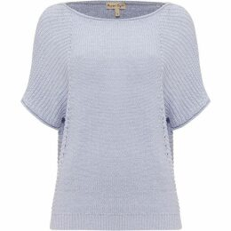 Phase Eight Tillie Tape Yarn Knit Top