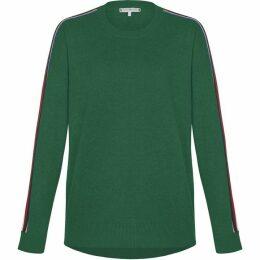 Tommy Hilfiger Jacklyn Side Stripe Sweater