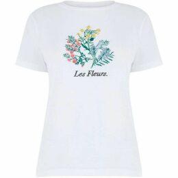 Warehouse Les Fleurs T-Shirt