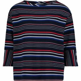 Betty Barclay Fine Ribbed Sweat Top