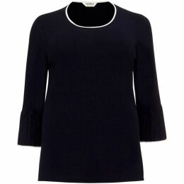 Studio 8 Vive Flared Sleeve Knit Top