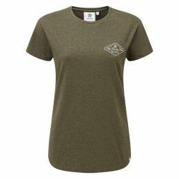 Tog 24 Harome Womens Graphic T Shirt Diamond