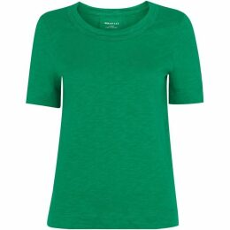 Whistles Rosa Double Trim T Shirt