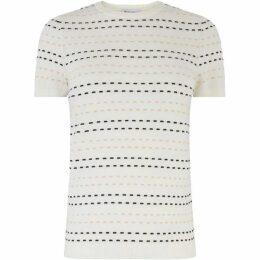 Warehouse Stripe Spot T-Shirt