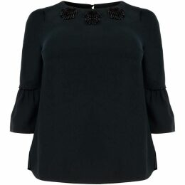 Studio 8 Leonie Beaded Top