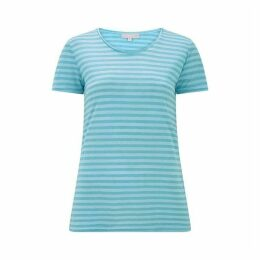 Havren Ruth Blue Stripe Tee Shirt