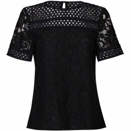 Yumi Lace Detail Top