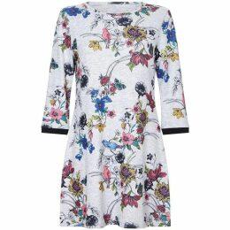 Yumi Floral Jersey Tunic