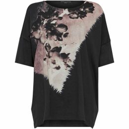 All Saints Flora Tru Tee