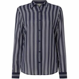 MICHAEL Michael Kors Striped straight shirt