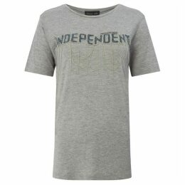 Label Lab Independent beaded chain tee