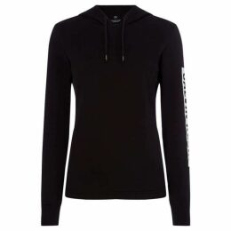 Calvin Klein Logo sleeve hoody