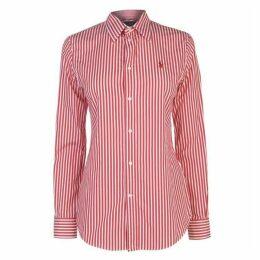 Polo Ralph Lauren Kendal Stripe Long Sleeve Shirt