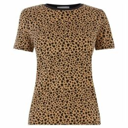 Warehouse Cheetah Print Tee
