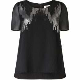 Studio 8 Echo Sequin Top