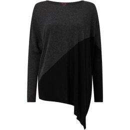 Phase Eight Colourblock Melinda Knit Top