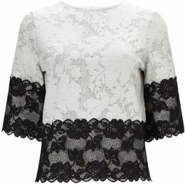 Phase Eight Jacquard Lace Top