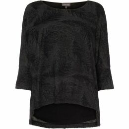 Phase Eight Fran Feather Burnout Top