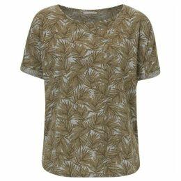 Betty Barclay Short sleeved print top