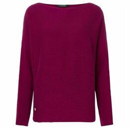 Lauren Alsah long sleeve sweater