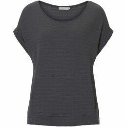 Betty Barclay Cap sleeved textured top