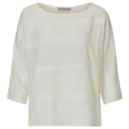 Betty Barclay Crêpe and jersey blouse