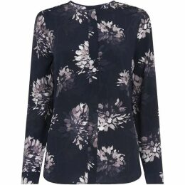 Whistles Jennifer Brushstroke Print Top