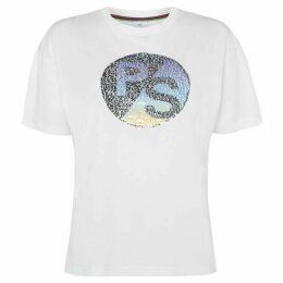 PS by Paul Smith PS sequin detail top