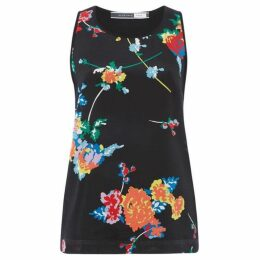 Sportmax Code Candela tank top with floral Print