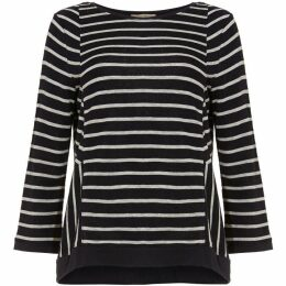Phase Eight Calissa Cutabout Stripe Top