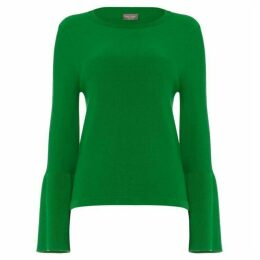 Phase Eight Flori Bell Sleeve Knit Top