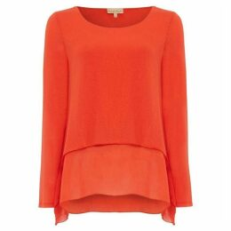Phase Eight Ciera Double Layer Top