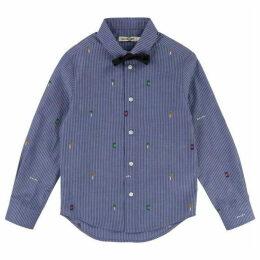 Billybandit Boy Long Sleeves Poplin Shirt