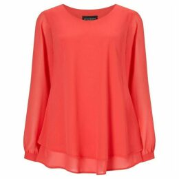 James Lakeland Long Sleeve Blouse