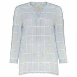 Phase Eight Lynsey Check Blouse