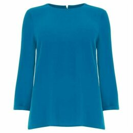 Phase Eight Pia Pleat Back Blouse