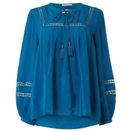Replay Crèpe Blouse