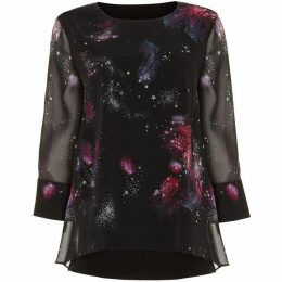 Phase Eight Shila Cosmo Print Blouse