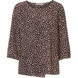 Betty Barclay Wrap Effect Blouse