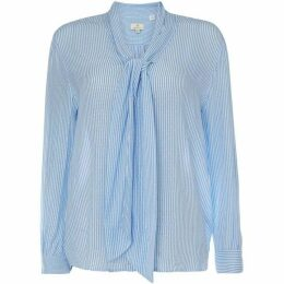 Gant Long Sleeve Shirt With Bow Tie