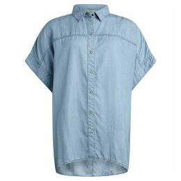 All Saints Pome Bay Denim Shirt