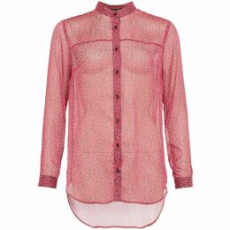French Connection Aubine Crinkle Shirt