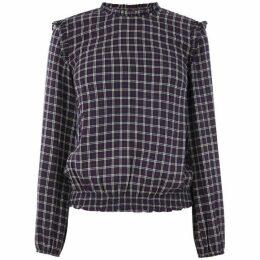 Oasis Check Long Sleeve Shirt
