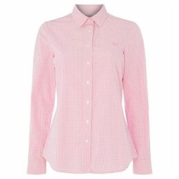 Crew Clothing Company Gingham Classic Shirt