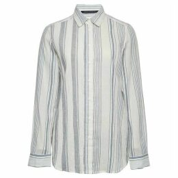 French Connection Bee Mix Stripe Shirt