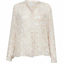 Great Plains Feathered Leopard Shirt
