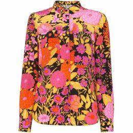 Whistles Luella Bloom Silk Shirt