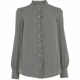 Oasis Pie Crust Stripe Shirt