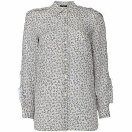 Max Mara Weekend Corona shirt with shoulder detail