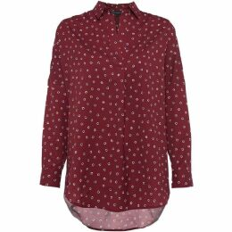 French Connection Adelise Light Pop Over Shirt